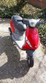 Mofa, Moped, Roller