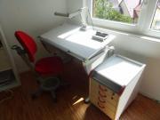 MOLL Schreibtisch mit