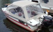 Motorboot 15 PS
