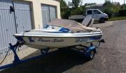 Motorboot 30 PS -