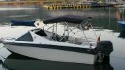 Motorboot Korfu