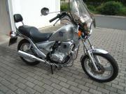 Motorrad Chopper Daelim
