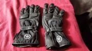 Motorrad Handschuhe Leder