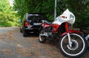 Motorrad Kawasaki KLR