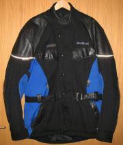 Motorradjacke XL mit