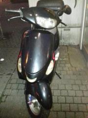 Motorroller 'defekt'