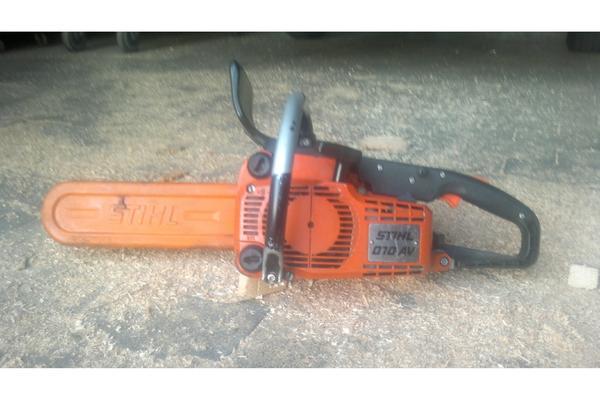 Stihl 010 av Repair manual