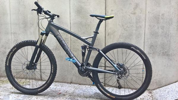 Mountainbike Ghost AMR » Mountain-Bikes, BMX-Räder, Rennräder