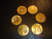 Münzen versch.