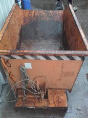 Muldenkipper 300 Liter