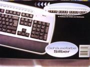 Multimedia Funktastatur mit