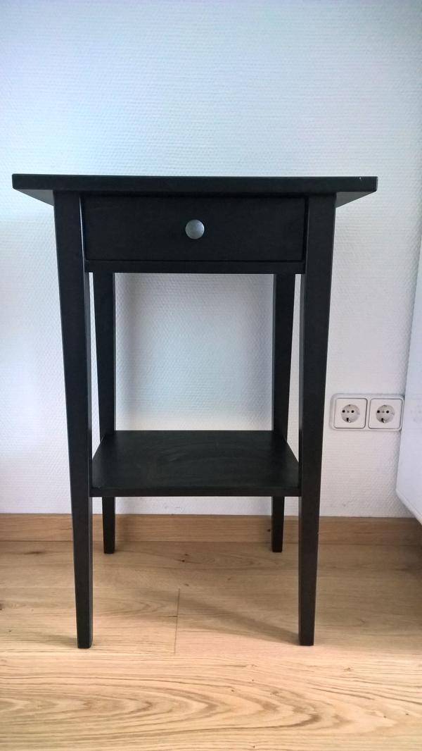nachttisch schwarz neu und gebraucht kaufen bei. Black Bedroom Furniture Sets. Home Design Ideas