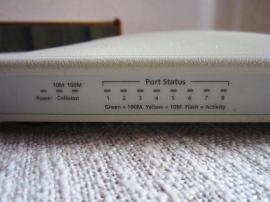 Netzwerkhub von 3 COM: Kleinanzeigen aus Heilbronn Sontheim - Rubrik Netzwerkkarten, Hubs, Switches
