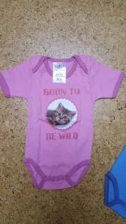 Neuer Baby Body
