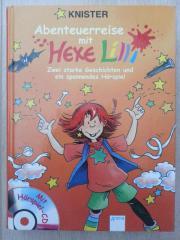 Neuwertig Hexe Lilly inkl Hörspiel