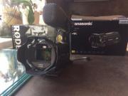 Neuwertige Panasonic Videokamera