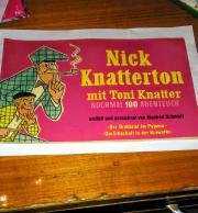 Nick Knatterton Comic 5 Folge