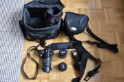 Nikon D5100 DSRL -