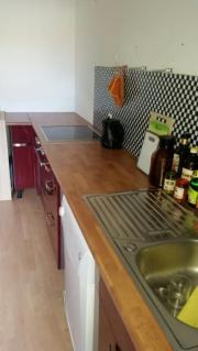 nobilia-Küche rot,