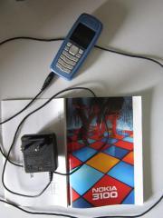 Nokia 3100, Handy