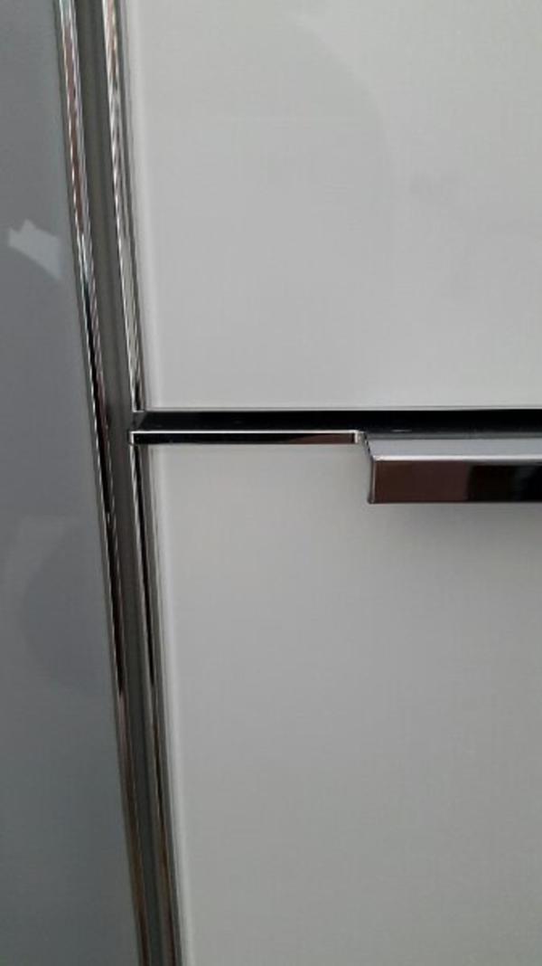 Nolte Germersheim Alegro Style Sideboard Kommode glas chrom NP ...