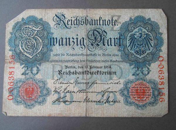 Notgeld Banknoten Inflationsgeld Alte Geldscheine Papiergeld Alte