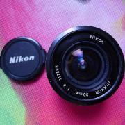 Objektiv Nikon Nikkor