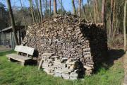 Ofen-Brennholz: gemischt