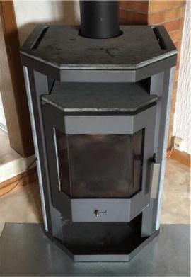 ofen holz kamin wamsler typ 10850 z rich 6 5 kw. Black Bedroom Furniture Sets. Home Design Ideas