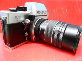 Foto und Zubehör - Oldtimer Zubehör Fotoapparat Kamera REVUE