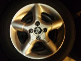 Opel 4x Fondmetal TECH1 G3: Kleinanzeigen aus Sinzig - Rubrik Alufelgen