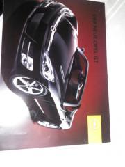 Opel GT Prospekt