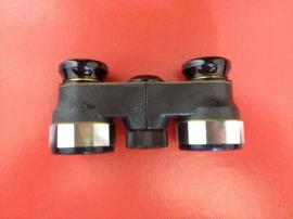 Optik - OPERNGLAS 100x50x35 mm MIT LEDERETUI