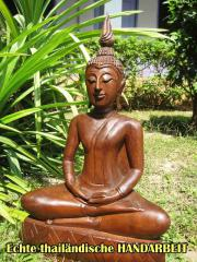 Original Chiang Mai Buddha Teak