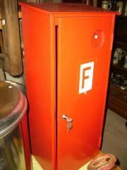 Original Schrank für Feuerlöscher