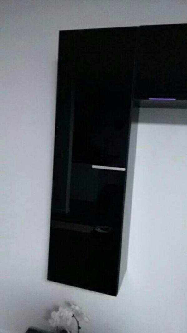 Matratzen Hirschaid ovp arte m hängeelement schwarz in hirschaid wohnzimmerschränke