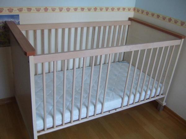 paidi sara babybett keine ikea qualit t in m nchen wiegen babybetten reisebetten kaufen und. Black Bedroom Furniture Sets. Home Design Ideas