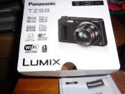 PANASONIC LUMIX DMC-TZ58 Digitalkamera neu