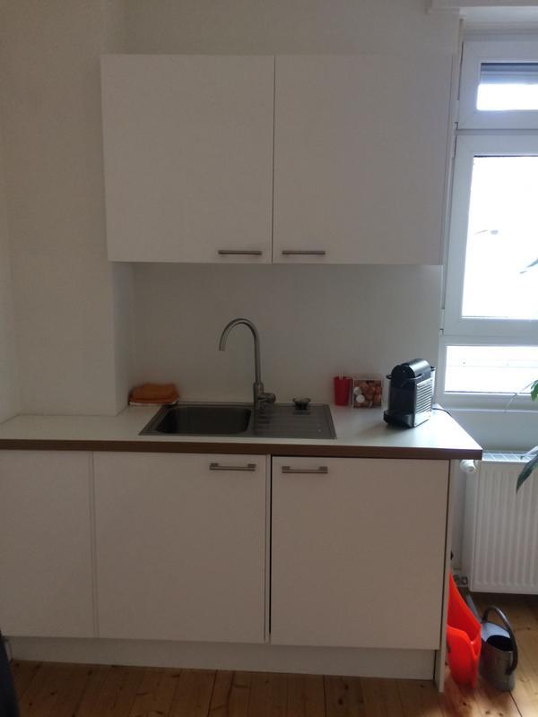 Pantryküche ikea  Pantryküche Ikea, ohne Herd in Ludwigshafen - Küchenzeilen ...