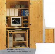 PC - Schrank, Schreibtisch-