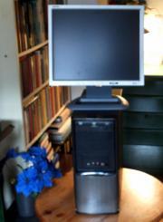 PC + TFT Monitor