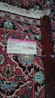Persien Iran-Teppich KH Bidjar Bidschar