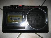 Philips Radiorecorder D7180,