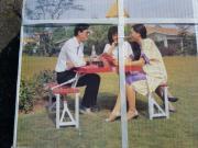 Picknickkoffer für 4 Personen