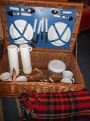 Picknickkorb original und