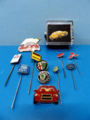 Pin - Anstecknadeln - Alfa - VW - Audi - Seat -