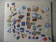 Pinsammlung ca 100 Stück Pins