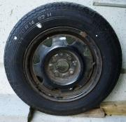 Pirelli P5 radial