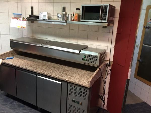 pizza lieferservice in achern gastronomie ladeneinrichtung kaufen und verkaufen ber private. Black Bedroom Furniture Sets. Home Design Ideas