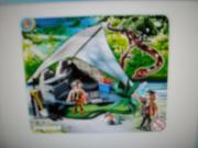 Playmobil 4843 Schatzsuchercamp mit Riesenschlange